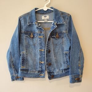 💥Kids💥Old Navy denim jacket XS